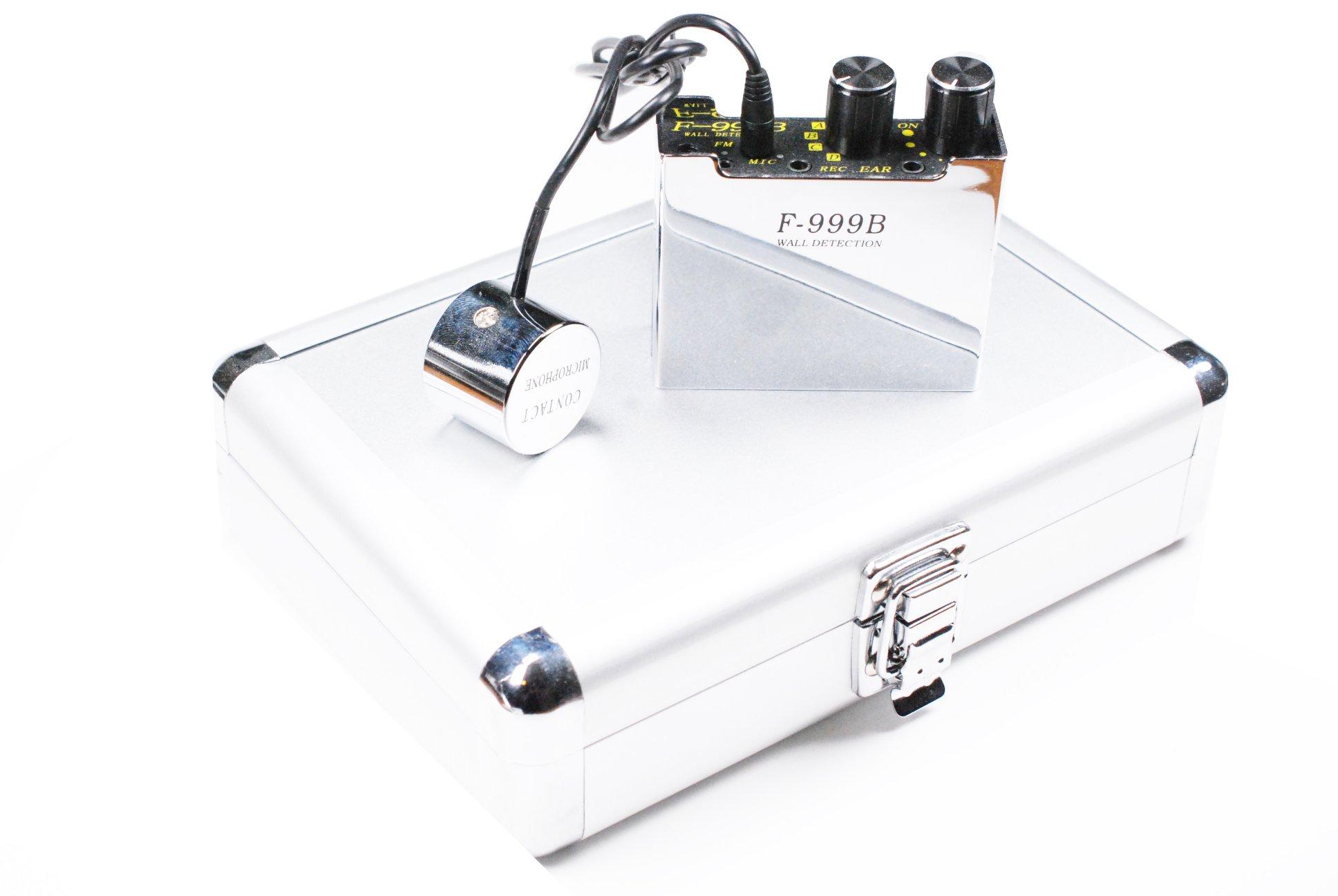 Dispozitiv de Ascultare prin Ziduri/Usi/Orificii - Professional II [S-58-RID]