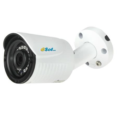 Camera de Exterior - Carcasa Metalica - 2MP - Lentila 2.8mm [ES200/20A]