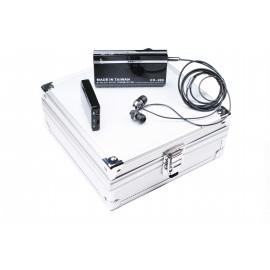 Microfon + Reportofon Spion Wireless Profesional - 32GB - Calitate Acustica Deosebita si Semnal Stabil [CX990]