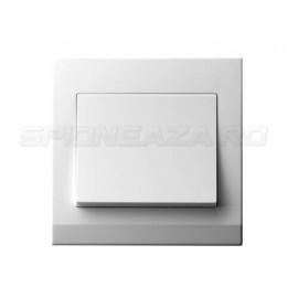 Intrerupator Electric cu Microfon Spion GSM - Ascultare de la orice distanta! [GAP-12]