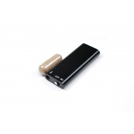 Mini Reportofon Digital Ultra-Slim 16GB [M51G2]