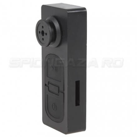 "Nasture cu Microcamera Spion ""One Touch"" 32GB - Taiwan [NSD90]"