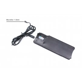Microfon Spion GSM Profesional GSM eXtension G-Power 3400mAh Slim-K2 [MD510]