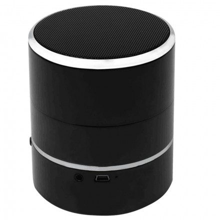 Boxa Bluetooth Portabila cu Microcamera Spion Wi-Fi FULL HD 1080P - Lentila Rotativa - Vedere in timp real de la orice distanta! [XWIF]