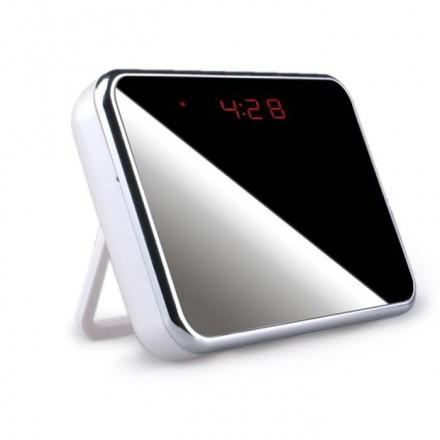 Ceas Digital Oglinda cu Camera Spion - Senzor de miscare [XRG]
