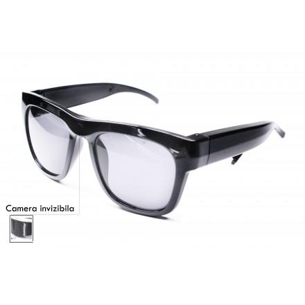 Ochelari de Soare cu Camera Spion - Lentila Invizibila 32GB HD [G11R]