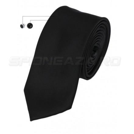 Cravata cu Microcamera si Reportofon Spion [G8]