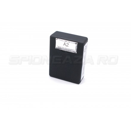 Microfon Spion GSM A2 - 3 Microfoane [A2-109R]