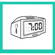 Ceasuri Digitale (masa/perete)