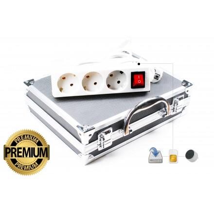 Prelungitor cu Reportofon NT-GT 5000 ore 16GB + Microfon GSM [TKN-15]