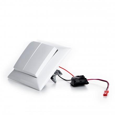 Intrerupator Electric cu Microfon GSM - Ascultare de la orice distanta! [GAP-12]