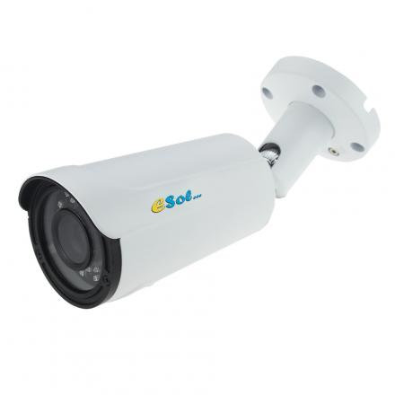 Camera de Exterior - Carcasa Metalica - 2.0MP - lentila 2.8-12mm [ESV200/40AA]