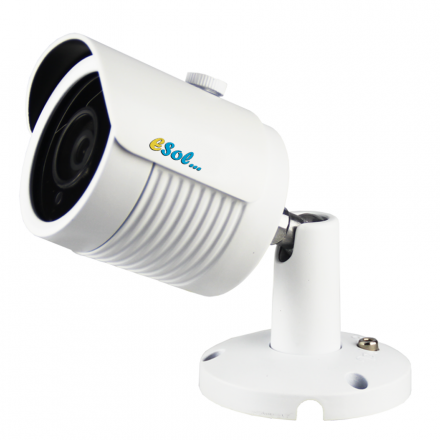 Camera de Exterior - Suport in 3 axe - 4.0MP - lentila 2.8mm  [ES400/30-PoE]