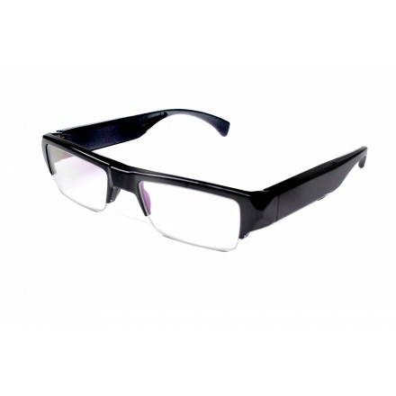 Ochelari cu Camera Spion 720P  Hd H.264 - Lentila Invizibila - 32GB [A3000]