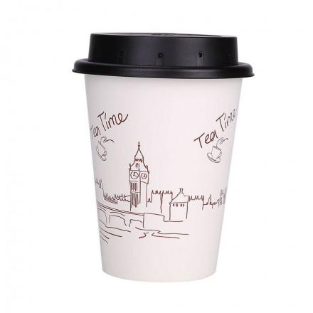 Pahar de Cafea/Ceai cu Microcamera Spion 1080P HD - Nightvision - 32GB [PHC]