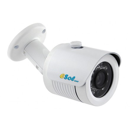 Camera de Exterior - Suport in 3 axe - 2.0MP - lentila 2.8mm [ES200/20-POE]