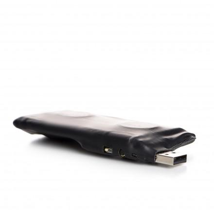 Modul Microfon Spion Profesional 2 in 1 - Ascultare in Timp Real - Inregistrare cu Activare Vocala - 3 Microfoane - Standby 480 ore [AR-Q12]