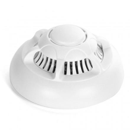 Senzor de Fum (fals) cu Microcamera Spion Wi-Fi P2P/IP - Transmisie pe Telefon [SNK8]