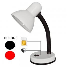 Microfon Spion GSM cu Activare Vocala Integrat in Lampa Clasica [GN5-RK]