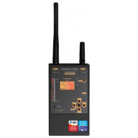 Detector Profesional de Microfoane-Camere-GPS  GSM/Bluetooth/Wi-FI/DECT Autentic TSCM [i1206]