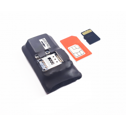 Mini Microfon Spion GSM NanoSIM 4G - 3 zile - 300mAh - Triangulatie GPS - Inregistrare la distanta - SMS Control [FYDK7]
