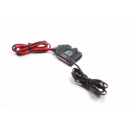 Microfon Spion GSM Profesional Pentru Autovehicule cu Alimentare la 12V - AG-PRO  1.5mm e-Xtension [AG41]