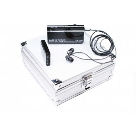 Kit Microfon-Reportofon Wireless + Profesional - 32GB [CX990]