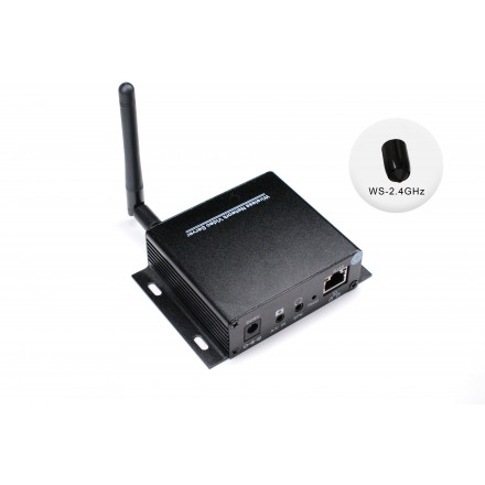 Kit Hi-Tech MicroServer + Microcamera  Spion Wireless 2.4GHz 520TVL [NAPK-51-2]