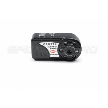 Mini Camera Foto-Video Spion Nightvision V-Agent [SRP-12]