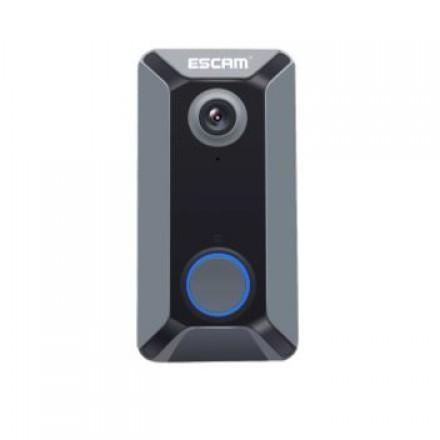 Sonerie Cu Camera de Supraveghere Smartech Self-Protect Wifi -  NightVision - Alarmare - HD - Monitorizare in Timp real - Instalare Rapida [H22]