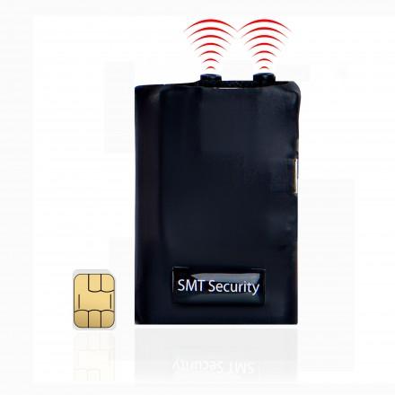 Microfon Spion Profesional DUSTy G-REK, Cu Cartela GSM (NanoSIM) - Activare Vocala - Acumulator 1200mAh (14 zile) - Portabil - Apelezi si Asculti!  [DST1521A]